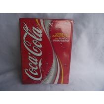 Pasta De Grafismo Da Coca-cola (cod.700)