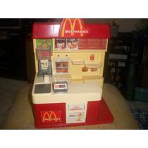 Lanchonete Macdonalds Muito Antiga 28 Cm ...muito Legal