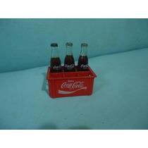 Garrafinhas Coleção Coca Cola Década De 1980