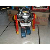 Robo Bam-bô Da Estrela-em Perfeito Estado (não Funcionou)