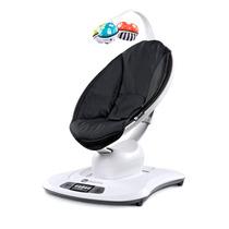 Cadeira De Descanso Mamaroo 3.0 4moms Classic Black - Com Nf