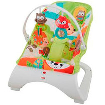 Cadeira De Descanso Fisher Price Amigos Do Bosque Cmv29