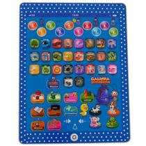 Mini Tablet Infantil Galinha Pintadinha 7polegadas Educativo