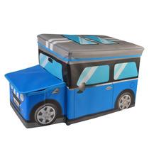 Porta Treco Carro Kids!!! Com Banquinho