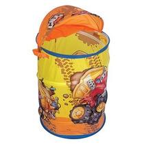 Porta Objetos Brinquedos Infantil Chuck & Friends Braskit