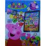 Tablet Infantil Da Peppa Pig 9 Polegadas Educativo