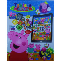 Tablet Infantil Do Peppa Pig 9 Polegadas Educativo