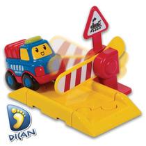 Acessórios De Pista Pequenos Motoristas Cancela Dican