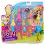 Conjunto 2 Amigas Roupa De Praia Polly Pocket - Mattel