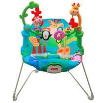 Fisher Price Cadeira De Descanso Mattel Brinca E Descobre Zo