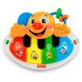Piano Cachorrinho Aprender Brincar Bebê Fisher Price Mattel