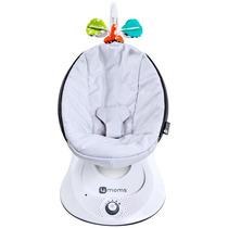Cadeira De Descanso Bebe Rockaroo Conexão Com Mp3 4moms