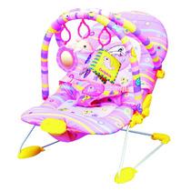 Cadeira Cadeirinha Bebê Descanso Musical Mobile Vibratoria R