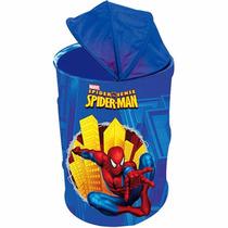 Porta Brinquedos Objetos Infantil Homem Aranha - Zippy Toys