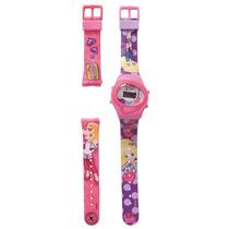Relógio Digital Polly Com Duas Pulseiras - Fun