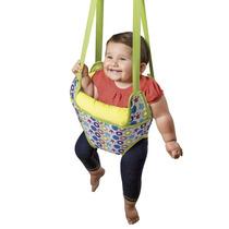 Cadeirinha De Balanço Gangorra Bebê Jumper Superstar Evenflo