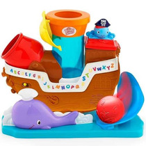Brinquedo Infantil Bebe Navio Pirata Pop Rock Bright Starts
