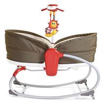 Cadeira De Balanço E Berço Portátil 3 Em 1 Rocker Nappe