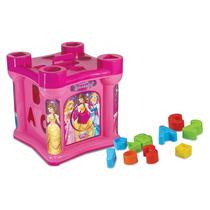 Castelo De Atividades Princesas Disney Original - Elka