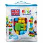 Kit 2 Mega Bloks Primeiros Construtores 60 Peças Mattel