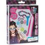 Monster High Mini Loom Pop Crie Sua Pulseira - Fun