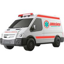 Supervan Ambulância - Roma