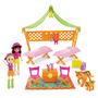Conjunto Aventura Na Selva Polly Pocket - Mattel