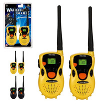 Walkie Talkie Rádio Comunicador Brinquedo Infantil Vigilante