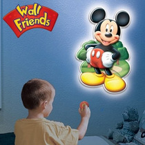Mickey Mouse Interactive Wall - Wall Friends Controle Remoto
