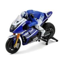 Moto Kyosho Mini-z Yamaha M1 Racer Blue 30051jl-b Automodelo