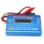 Carregador Rapido Bateria Lipo Nimh Life Imax B6 + Fonte 12v