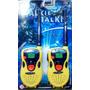 Rádio Walk Talk (walkie Talkie) Infantil - Amarelo