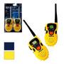 Rádio Walk Talk (walkie Talkie) Infantil Amarelo