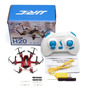 Mini Drone Aeromodel 2.4 G 4ch 6 Eixos Hexacopter Rtf Modo2