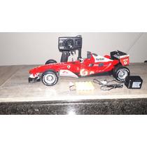 Carrinho Controle Remoto Ferrari Formula-1 Escala 1:10