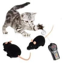Rato De Controle Remoto Ideal Para Brincar Com Animais