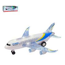 Avião De Controle Remoto 2 Canais Infantil