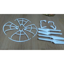 Kit Protetores Para O Drone X5c Fq777 Pronta Entrega