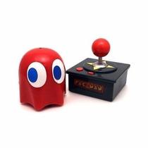Pac Man Pac-man Fantasma Com Controle Remoto Nanco Bandai