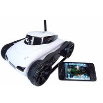 Tanque Espião Controlado Por Iphone/android A Pronta Entrega