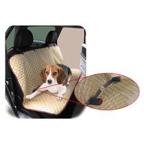 Capa Para Banco De Carro Protetora De Cães