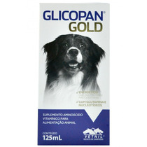Glicopan Pet Gold 125 Ml _ Vetnil