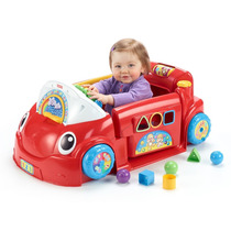 Carro Aprender E Brincar Fisher Price Crawl Around Car