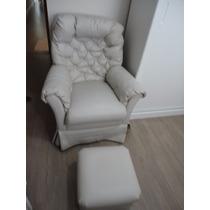 Cadeira De Amamentação, Super Confortável, Nova !!