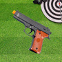 Pistola Airsoft Calibre 6,0 Mm G22 Spring Full Metal -galaxy