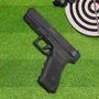 Pistola De Airsoft 6mm Elétrica Glock 18c - Cyma