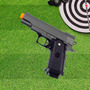 Pistola Airsoft Calibre 6,0 Mm G10 Full Metal - Galaxy