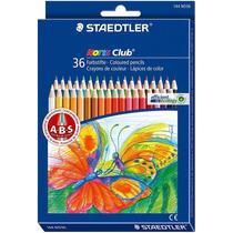 Lápis De Cor Staedtler Noris Club - 36 Cores