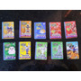 Cards Elma Chips Digimon - Lote De 10 Tazos