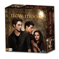 Twilight Saga New Moon Board Game - Saga Crepúsculo Lua Nova